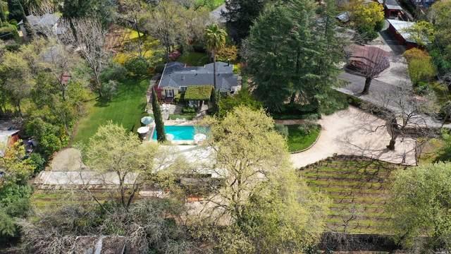 114 Glass Mountain Lane, St. Helena, CA 94574 (#22006663) :: W Real Estate | Luxury Team