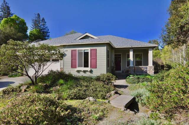 754 1st Street, Sebastopol, CA 95472 (#22006688) :: Rapisarda Real Estate