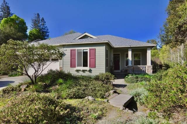 754 1st Street, Sebastopol, CA 95472 (#22006688) :: Intero Real Estate Services