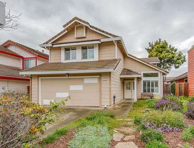 235 Paddlewheel Drive, Vallejo, CA 94591 (#22006700) :: Hiraeth Homes
