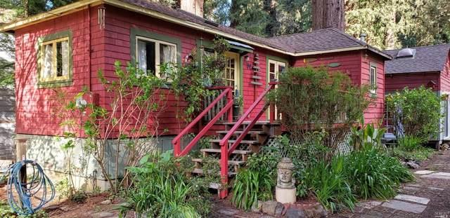 21929 Russian River Avenue, Villa Grande, CA 95486 (#22006702) :: Rapisarda Real Estate