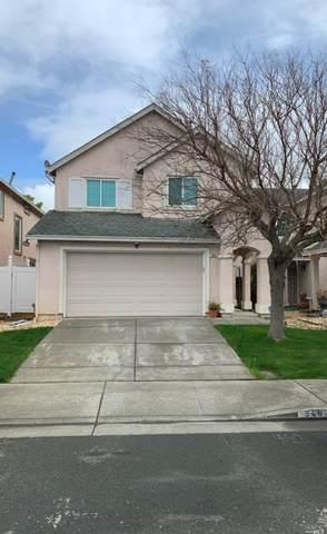 346 Promenade Circle, Suisun City, CA 94585 (#22006761) :: Team O'Brien Real Estate