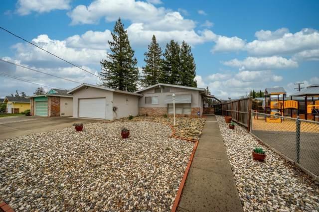 3573 Palomar Way, Napa, CA 94558 (#22006780) :: Team O'Brien Real Estate