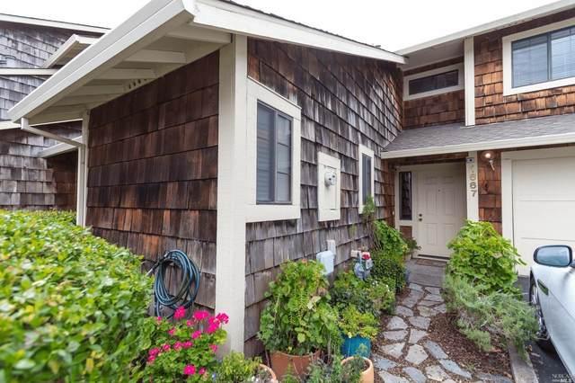 1667 Creekview Circle, Petaluma, CA 94954 (#22006804) :: Rapisarda Real Estate