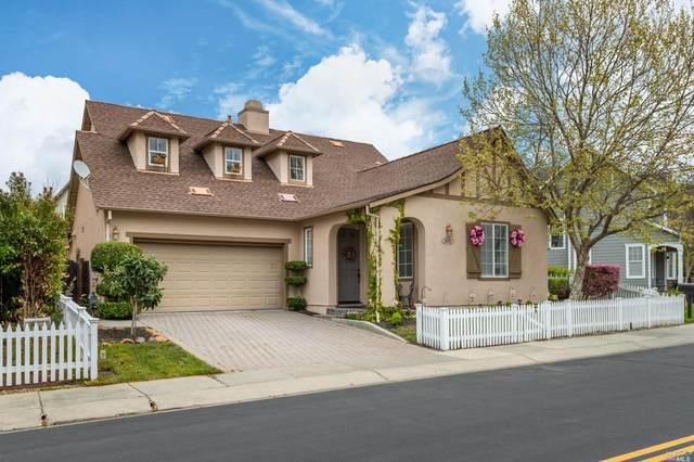 4091 Summer Gate Avenue, Vallejo, CA 94591 (#22006881) :: Hiraeth Homes