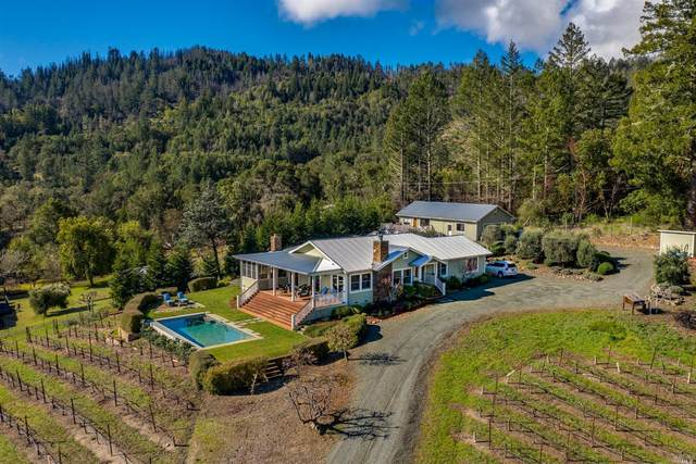 8325 Franz Valley Road, Calistoga, CA 94515 (#22006904) :: W Real Estate | Luxury Team