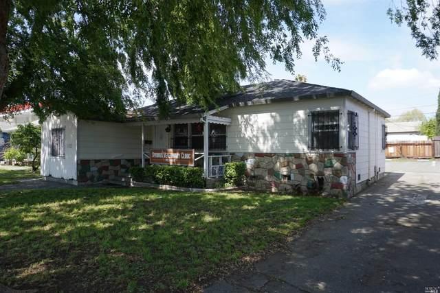 1912 Springs Road, Vallejo, CA 94591 (#22006963) :: Team O'Brien Real Estate