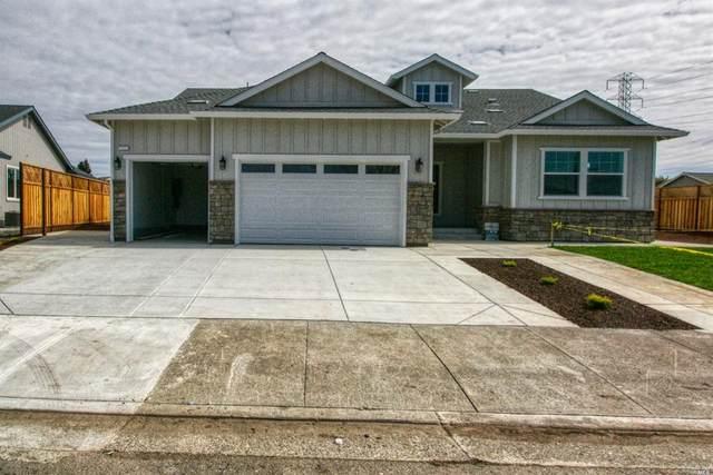 412 Newport Place, Santa Rosa, CA 95403 (#22006987) :: Team O'Brien Real Estate