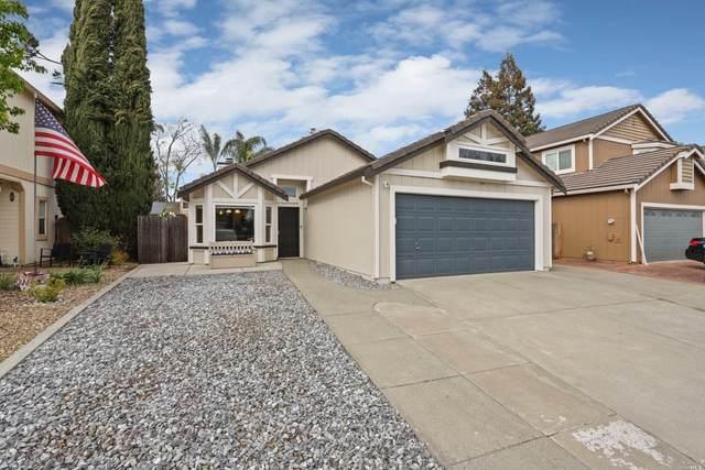 661 Poppy Circle, Vacaville, CA 95687 (#22007017) :: Rapisarda Real Estate