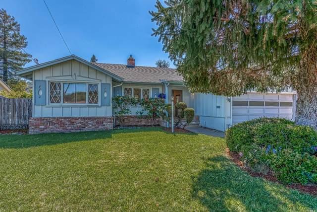 421 Via Del Plano, Novato, CA 94949 (#22007165) :: Intero Real Estate Services