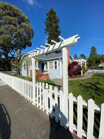 100 Park Street, San Rafael, CA 94901 (#22007190) :: Rapisarda Real Estate