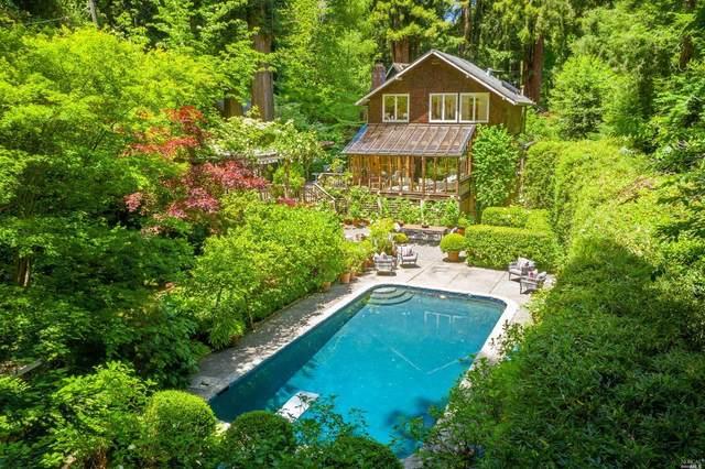 126 Corte Madera Avenue, Mill Valley, CA 94941 (#22007192) :: W Real Estate | Luxury Team