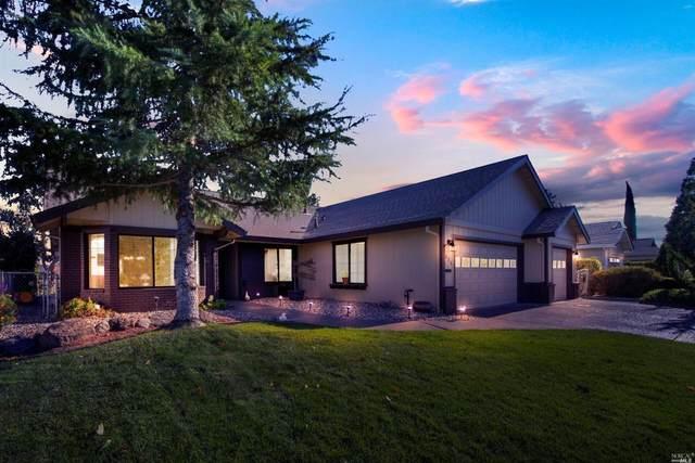 532 Yellowstone Drive, Vacaville, CA 95687 (#22007225) :: Rapisarda Real Estate