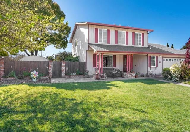 365 Brockhurst Drive, Santa Rosa, CA 95401 (#22007256) :: Hiraeth Homes