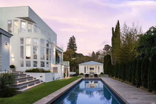 14 Mann Drive, Kentfield, CA 94904 (#22007292) :: Rapisarda Real Estate
