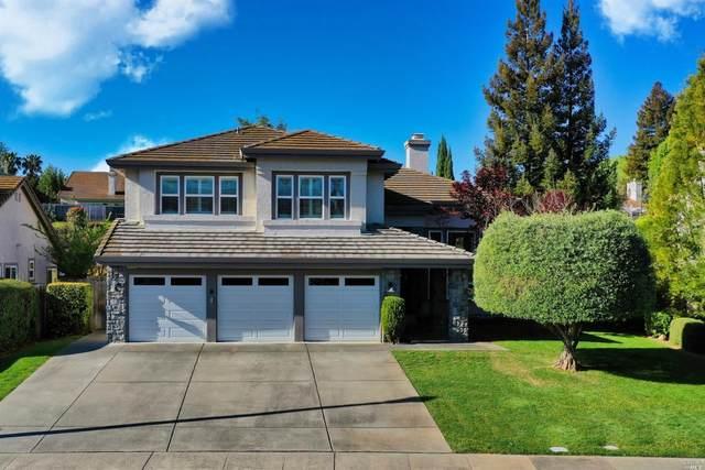 3231 Cherry Valley Drive, Fairfield, CA 94952 (#22007325) :: Intero Real Estate Services