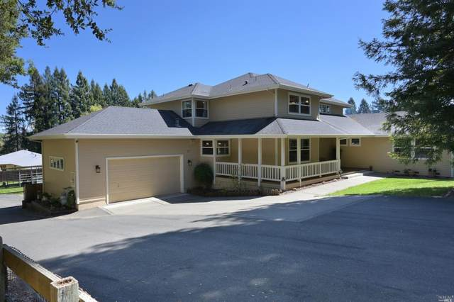 6091 Van Keppel Road, Forestville, CA 95436 (#22007434) :: RE/MAX GOLD