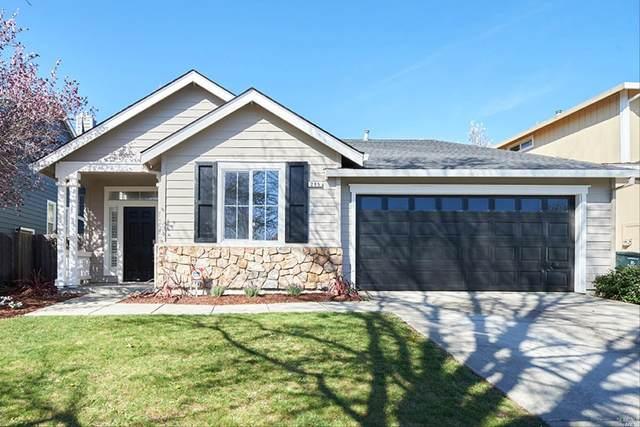 285 Burt Street SE, Santa Rosa, CA 95404 (#22007507) :: Rapisarda Real Estate