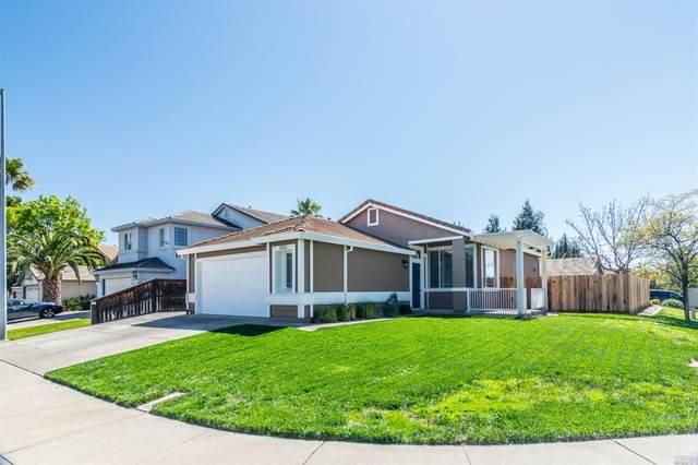 536 Edenderry Drive, Vacaville, CA 95688 (#22007517) :: Rapisarda Real Estate