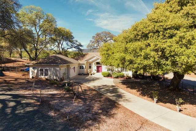 8240 Peninsula Drive, Kelseyville, CA 95451 (#22007531) :: Rapisarda Real Estate