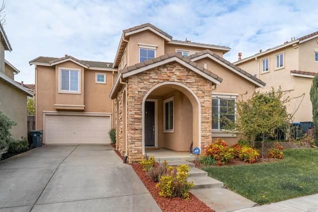 1909 Hummingbird Drive, Fairfield, CA 94534 (#22007532) :: Rapisarda Real Estate