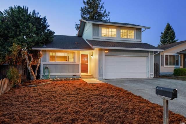 1524 Holly Avenue, Rohnert Park, CA 94928 (#22007682) :: Hiraeth Homes