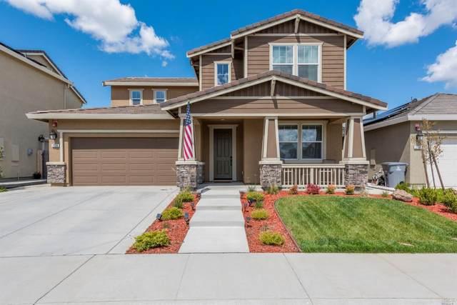 224 Daphne Drive, Vacaville, CA 95687 (#22007705) :: Hiraeth Homes
