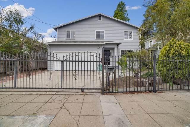 2645 Grande Vista Avenue, Oakland, CA 94601 (#22007877) :: RE/MAX GOLD