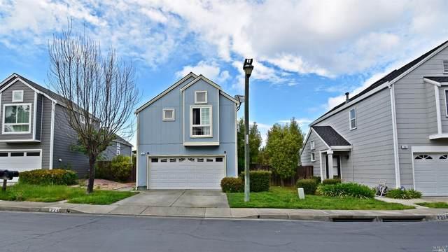 224 Ruby Lane, Vallejo, CA 94590 (#22007895) :: Rapisarda Real Estate