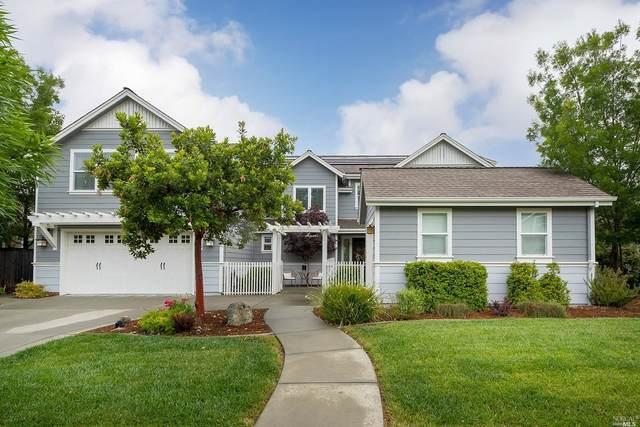 213 Club Drive, Novato, CA 94945 (#22007970) :: Rapisarda Real Estate