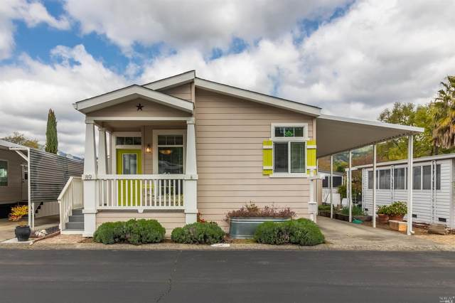 2412 Foothill Boulevard #89, Calistoga, CA 94515 (#22007992) :: RE/MAX GOLD