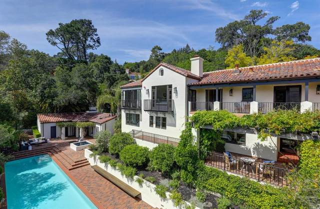 111 Hill Drive, Kentfield, CA 94904 (#22008389) :: Team O'Brien Real Estate