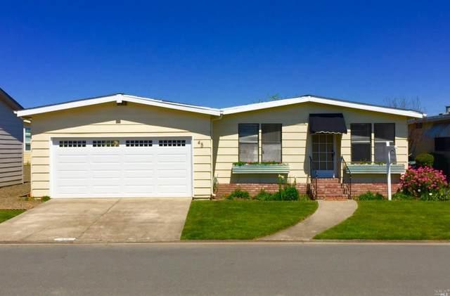 1945 Piner Road #45, Santa Rosa, CA 95403 (#22008462) :: Intero Real Estate Services