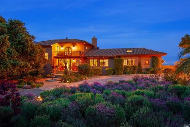 3790 Grove Street, Sonoma, CA 95476 (#22008464) :: Hiraeth Homes