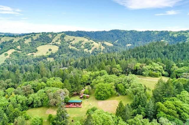 16700 Deer Meadows Road, Boonville, CA 95415 (#22008500) :: Intero Real Estate Services