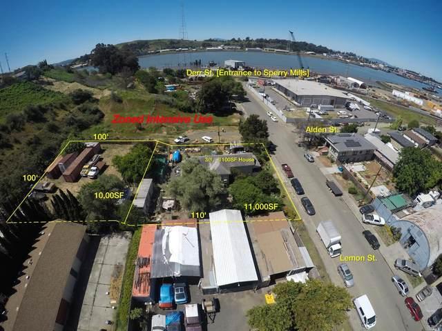 303 Lemon Street, Vallejo, CA 94590 (#22008754) :: Rapisarda Real Estate