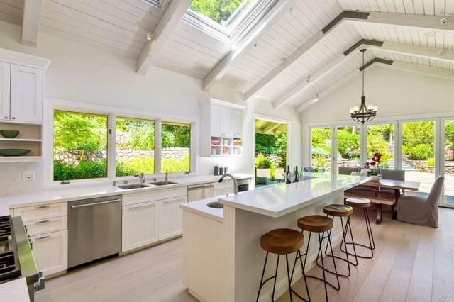 91 Upper Toyon Drive, Kentfield, CA 94904 (#22008801) :: Team O'Brien Real Estate