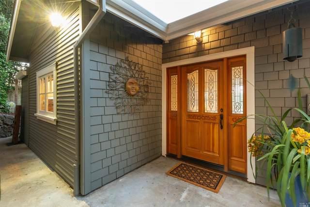 18 Redwood Road, Fairfax, CA 94930 (#22008878) :: Corcoran Global Living