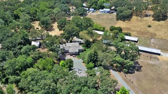 3770 Warm Springs Road, Glen Ellen, CA 95442 (#22009088) :: RE/MAX GOLD