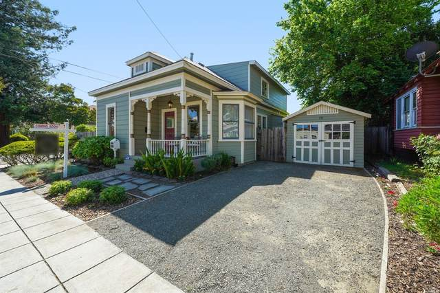 957 G Street, Napa, CA 94559 (#22009093) :: Rapisarda Real Estate
