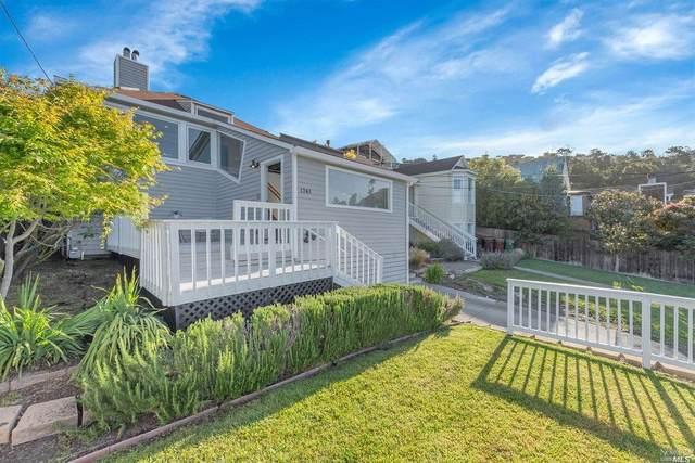1741 Mar West Street, Tiburon, CA 94920 (#22009147) :: W Real Estate | Luxury Team