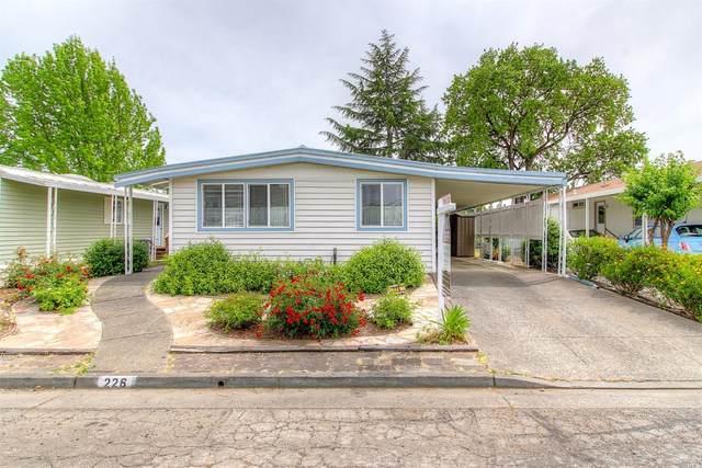 226 Regency Court, Santa Rosa, CA 95491 (#22009246) :: W Real Estate | Luxury Team
