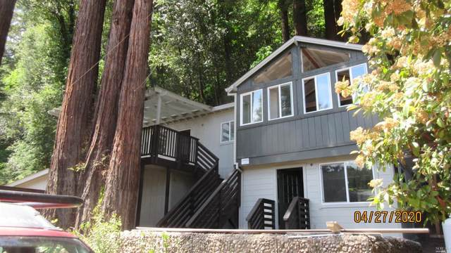 14996 Foothill Boulevard, Guerneville, CA 95446 (#22009275) :: Hiraeth Homes