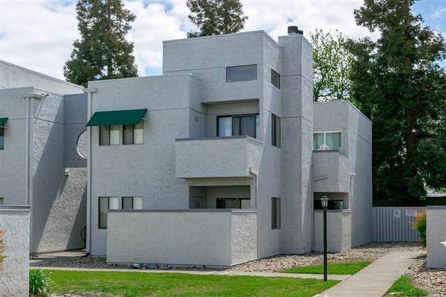 225 Pennsylvania Avenue C8, Fairfield, CA 94533 (#22009286) :: Team O'Brien Real Estate