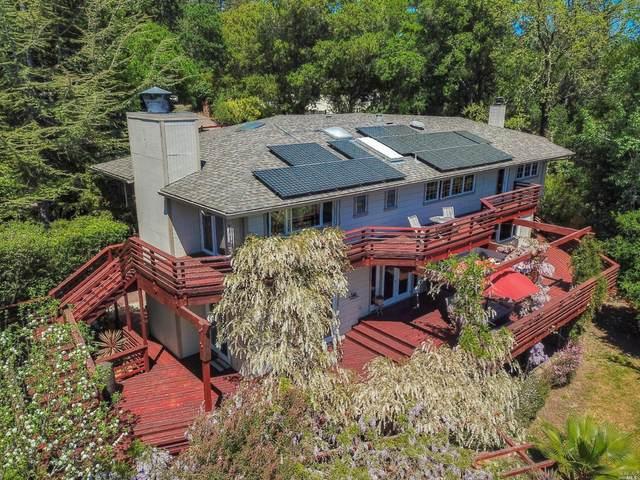 17 Madrone Avenue, Woodacre, CA 94973 (#22009319) :: Lisa Perotti | Corcoran Global Living