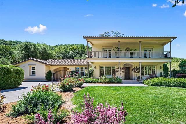 160 Churchill Lane, Novato, CA 94945 (#22009339) :: W Real Estate | Luxury Team