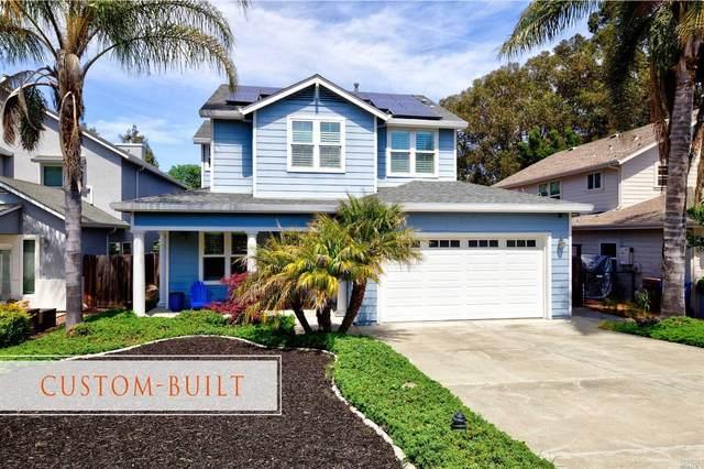 655 E J Street, Benicia, CA 94510 (#22009375) :: Rapisarda Real Estate