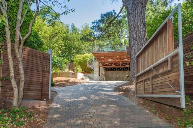 15 Allyn Avenue, San Anselmo, CA 94960 (#22009396) :: Team O'Brien Real Estate