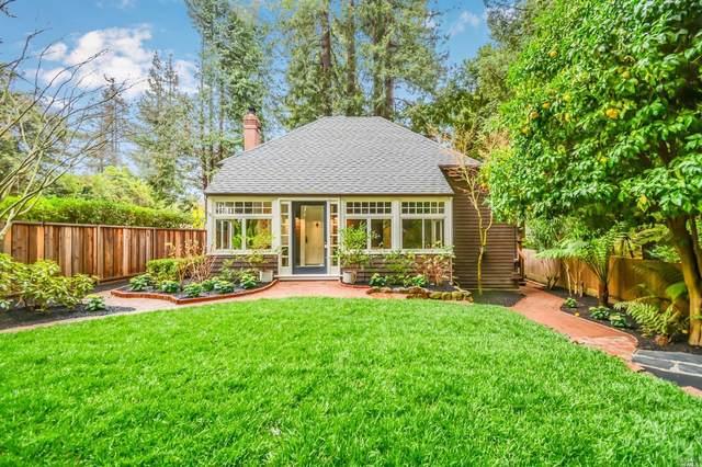 223 Magnolia Avenue, Larkspur, CA 94939 (#22009466) :: W Real Estate | Luxury Team