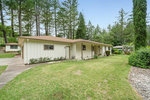 180 Cold Springs Road, Angwin, CA 94508 (#22009642) :: Intero Real Estate Services